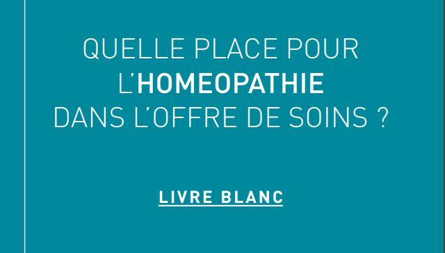 Quelle Place Pour L Homeopathie Dans L Offre De Soins