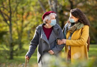 S'occuper des personnes âgées