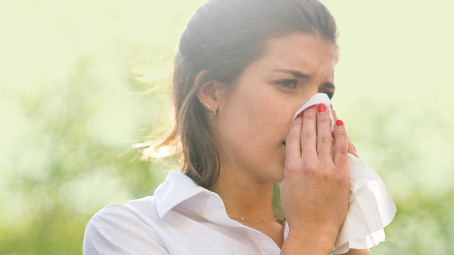 Comment la météo affecte les allergies ?