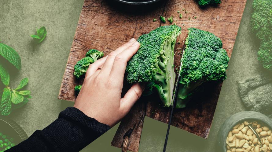 Quoi manger pour être en forme ?